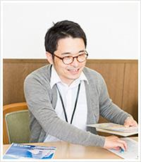 在宅介護支援センター 相談員 鈴木 陽平