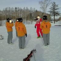 スキー午前1