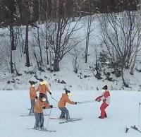 スキー午前3