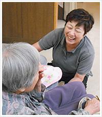 デイサービスセンター 生活相談員 菱田 由紀美