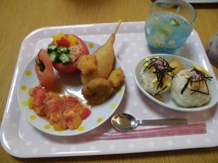 七夕ディナー