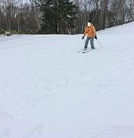 スキー午後1