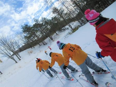 スキー写真①